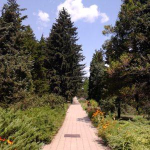 Debrecen Botanical Garden