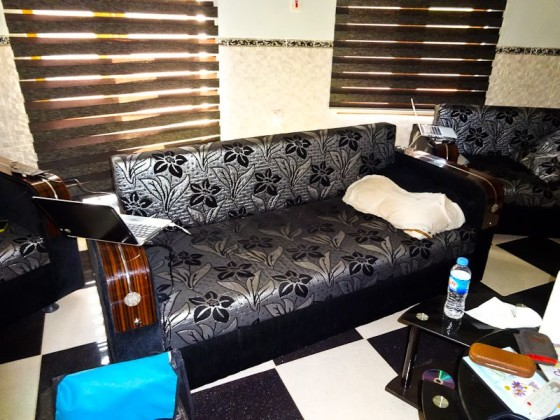 My Couch In Sulaymaniyah