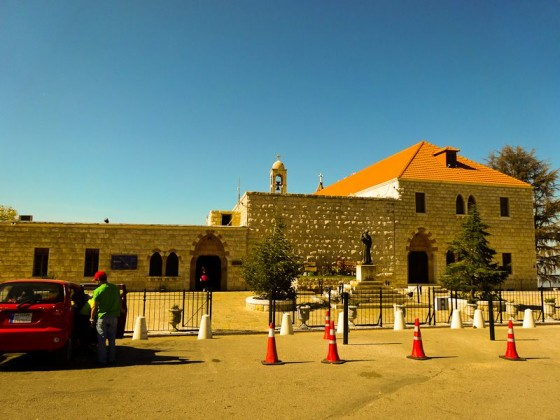 St Charabal Monastery