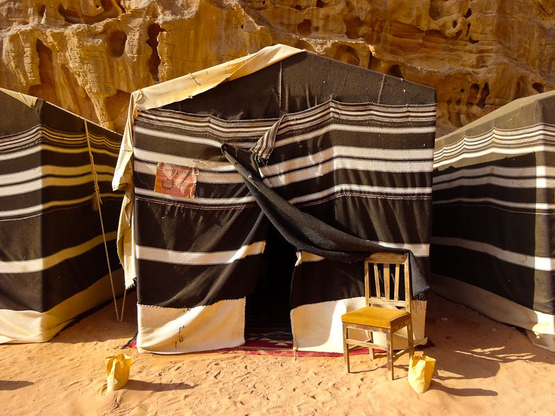 The Bedouin Camp