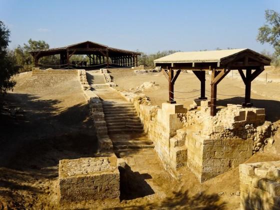 Where Jesus Was Baptized