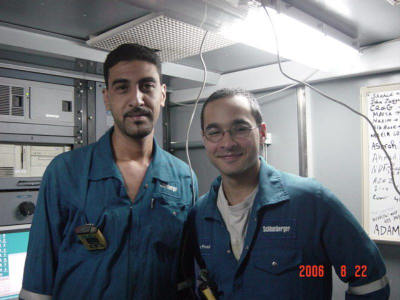 With Amr In 2006