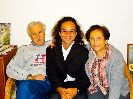 With George And Teresa