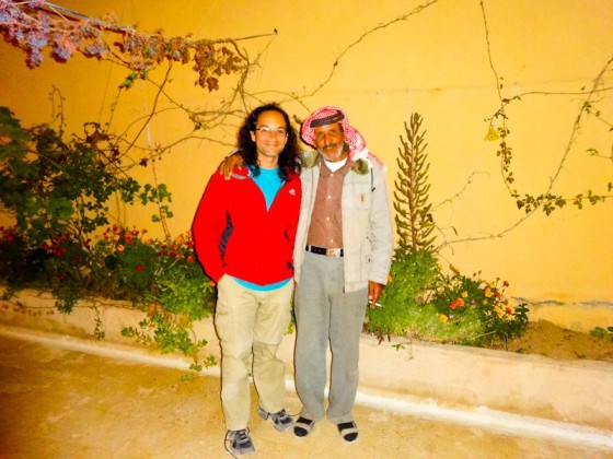 With Mefleh In His Garden