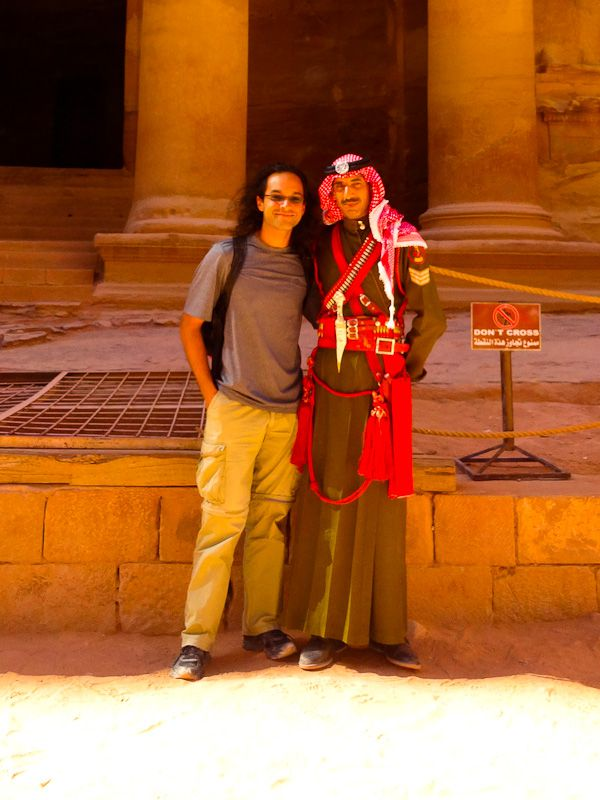 With The Bedouin Police