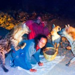Feeding The Hyenas