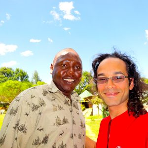 Bumping Into 2003 Boston Marathon Runner-up Benjamin Kosgei Kimutai