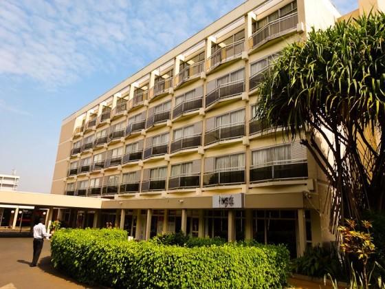Hotel des Mille Collines (Hotel Rwanda)