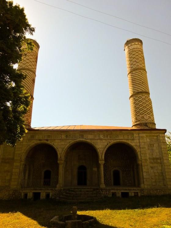 Mosque In Shushi