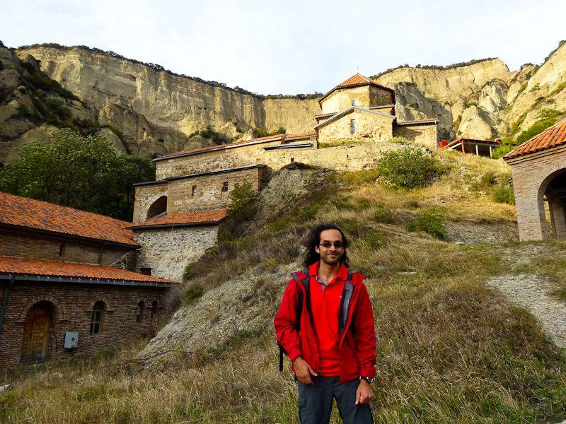 At Shiomgvime Monastery