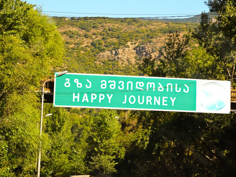 Happy Journey Indeed