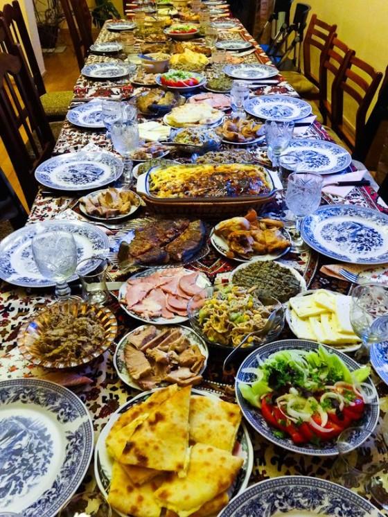 A Georgian Feast