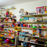 A Toy Library In Ankara, Turkey