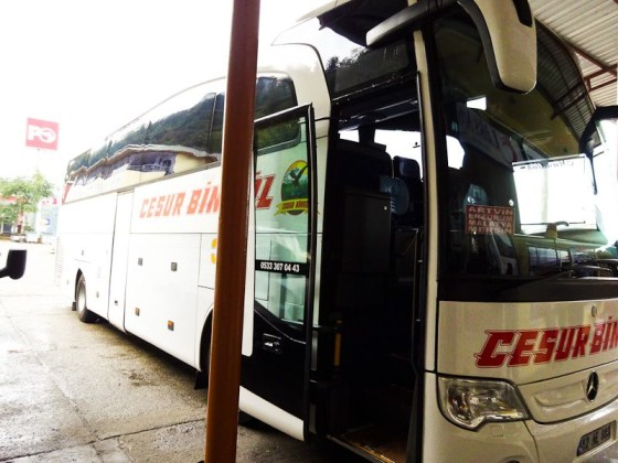 Bus To Diyarbakir