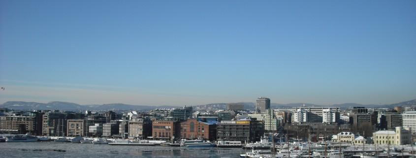 Aker Brygge Marina - Taken 14-Feb-2009 - Oslo, Norway