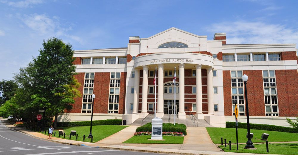 University of Alabama Business School