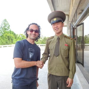 Making US-North Korea Peace With This North Korean Soldier
